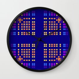 """Barberry"" series #6 Wall Clock"