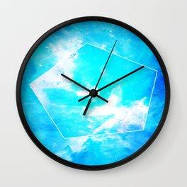 Rest In Heaven Wall Clock