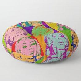 Retro Jenna Floor Pillow
