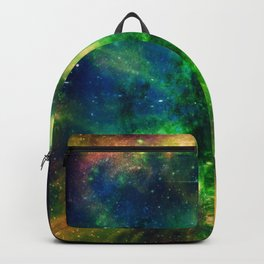 An Explosion of Color Backpack