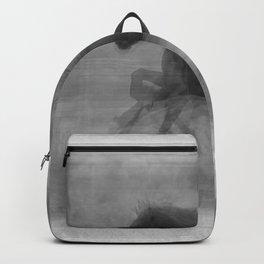 Running Horse Overlay Backpack