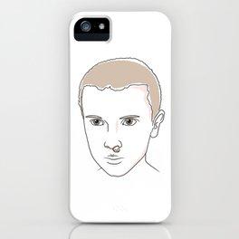 Eleven Hanky iPhone Case