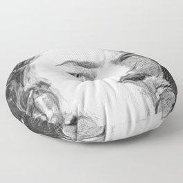 Alannah Myles Floor Pillow