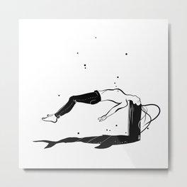 .:mermaid:. Metal Print