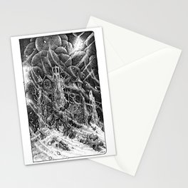 A Cloud Upon the Sanctuary Stationery Cards