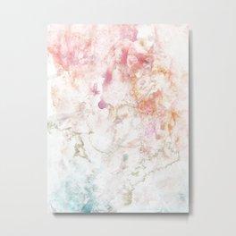Abstract Melody Art Metal Print