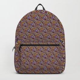 Gazania Kaleidoscope Backpack