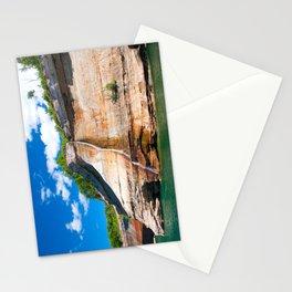Bridal Veil Falls: Upper Peninsula of Michigan Stationery Cards