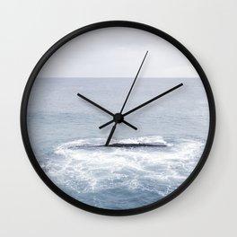 Rock #6 Wall Clock