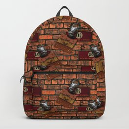 Hedwig and Luggage Backpack