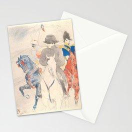 """Henri de Toulouse-Lautrec """"Napoleon"""" Stationery Cards"""