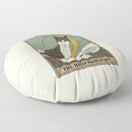 The High Priestess Floor Pillow
