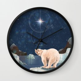 Grand Conjunction Wall Clock