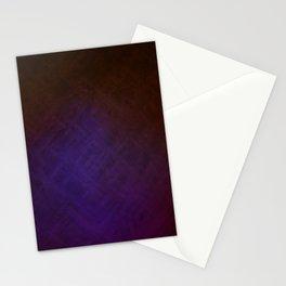 Dynamic diagonal dark Stationery Cards