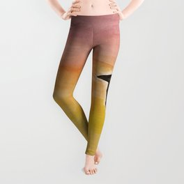 No Winter Can Last Forever Leggings
