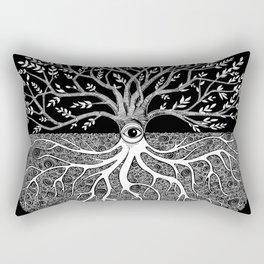 Druid Tree of Life Rechteckiges Kissen