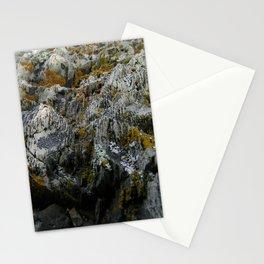 Coastal Rock Microcosms Stationery Cards