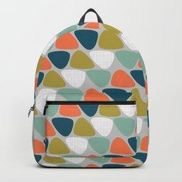 MCM Lozenge Backpack