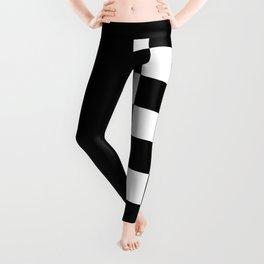 CHECK BOARD (BLACK-WHITE) Leggings