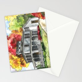 Autumn in New England Stationery Cards