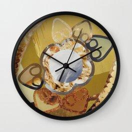 Aunt Karen's Earrings Wall Clock