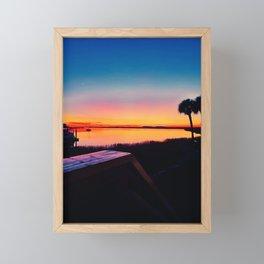 A Ver Framed Mini Art Print