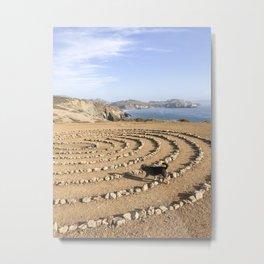 Marin Metal Print
