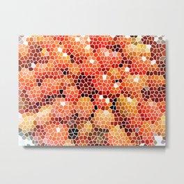 Tomatoes artwork Metal Print