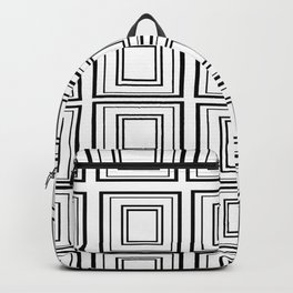 The Minimalist: Squared Backpack