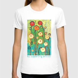 Poppy Celebration T-shirt