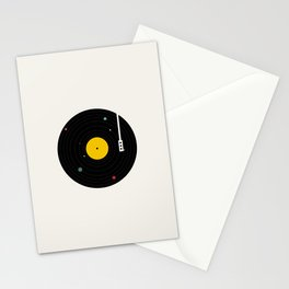 Music, Everywhere Stationery Cards