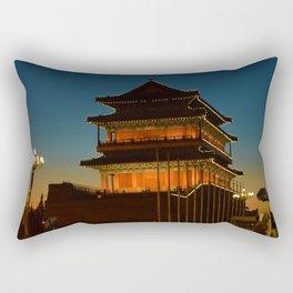 Qianmen Rectangular Pillow