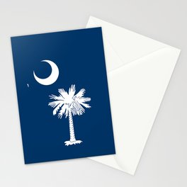 Flag of South Carolina Stationery Cards