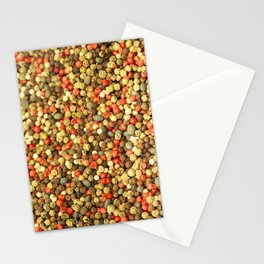 Mixed Pepper Corns Stationery Cards