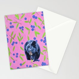 Be my Hucklebeary Stationery Cards
