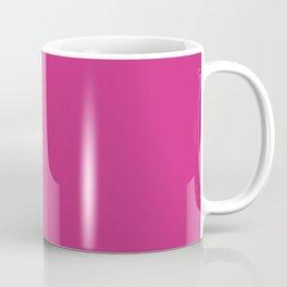 Floral Abundance ~ Intense Pink Coffee Mug
