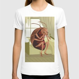 kafka metamorphosis T-shirt