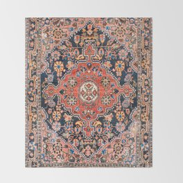 Djosan Poshti West Persian Rug Print Decke