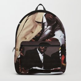 Asap Mob Cozy A AP Rocky Ferg Nast album cover celebrity art canvas poster high quality printing in various sizes Backpack