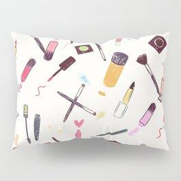 Lets Make up Vibrant Pillow Sham