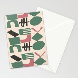 Modern Boho Decor Stationery Cards