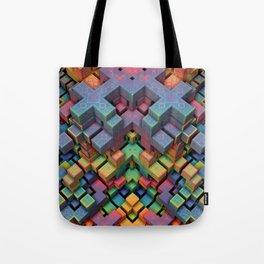 Mindcraft Tote Bag