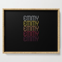 Emmy Name Gift Personalized First Name Serving Tray