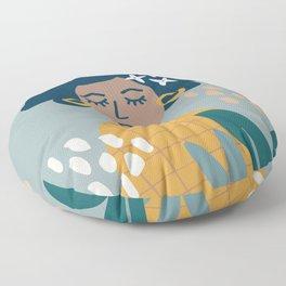 Miss Sunday Floor Pillow