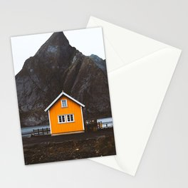 Yellow Cabin Stationery Cards