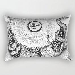 Mythical Luna Rectangular Pillow