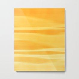 Summer Solstice Abstract Metal Print