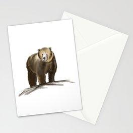 Lone Bear Stationery Cards
