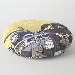 Mike Patton  / Mondo Cane / Faith No More / Mr Bungle Music Poster Floor Pillow
