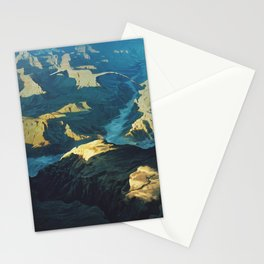 Valley To Forever - Landscape Series Stationery Cards